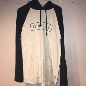 Men's O'Neill hoodie size large NEVER WORN!!